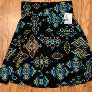 Final Price 🎉 Lularoe Azure skirt 2XL
